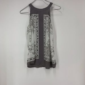 Lucy & Laurel blouse small tank